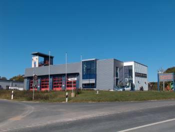 Feuerwehrhaus Graefenberg