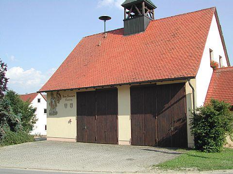 Feuerwehrhaus Kasberg