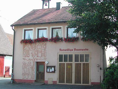 Feuerwehrhaus Lilling