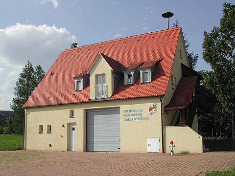 Feuerwehrhaus Walkersbrunn