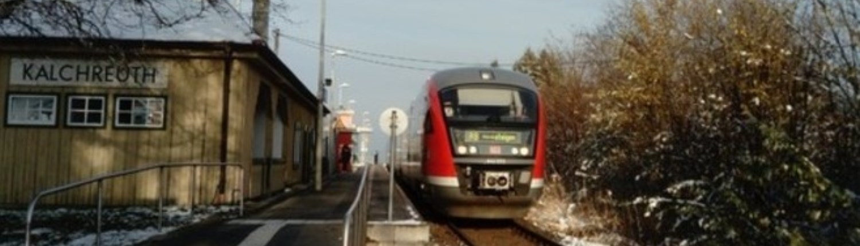 Symbolbild Gräfenbergbahn