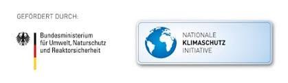 Logos Gefördert durch Bundesumweltministerium und Nationale Klimaschutz Initiative