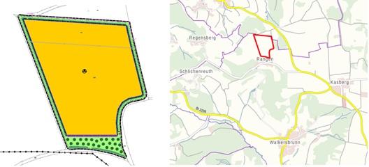 Bebauungsplan Photovoltaik-Freiflächenanlage Walkersbrunn III